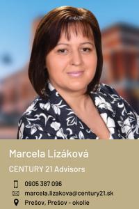 Marcela Lizáková, CENTURY 21 Advisors